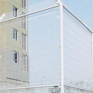 Hàng rào bảo vệ khu công nghiệp, nhà máy 1