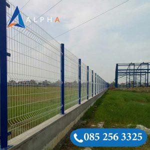 hàng rào bảo vệ khu công nghiệp