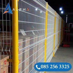Hàng rào lưới thép bảo vệ kho