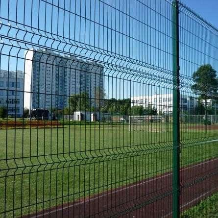 Hàng rào sơn tĩnh điện 1