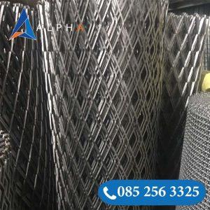 Lưới thép kéo giãn